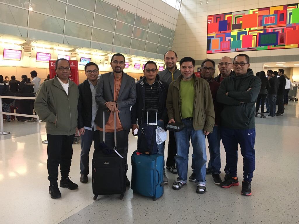 2016 MISG Convention Houston, TX - Speakers Visit to Dallas